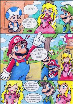 Super Mario 3D World Comic Part 2/2