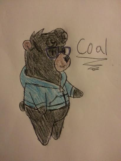 We bare bears bearsona Coal by accailia118