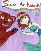 Save Me Animals cover