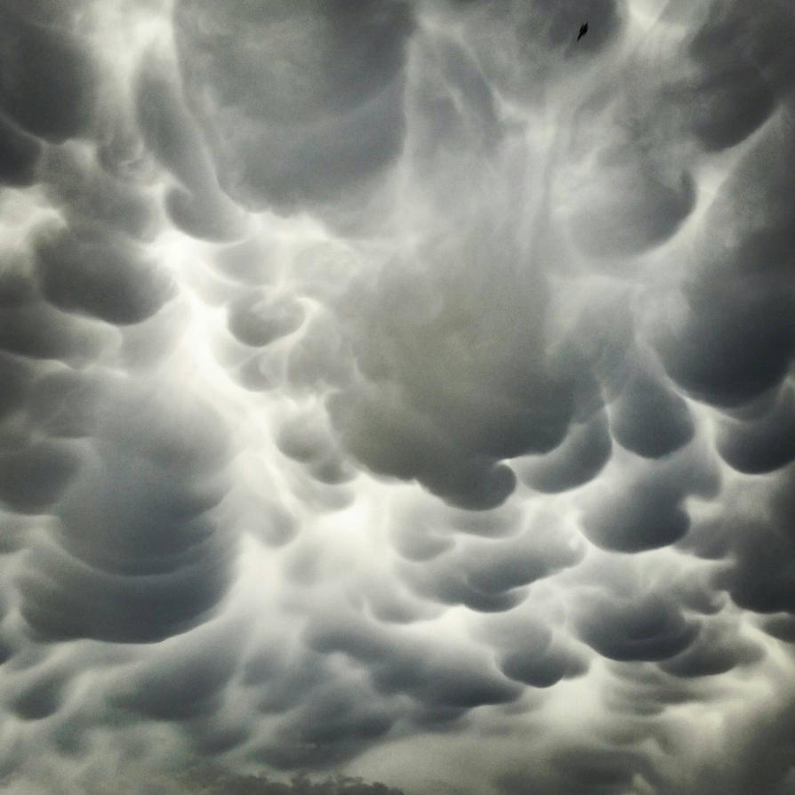 Waves of Clouds by midnight-storm666