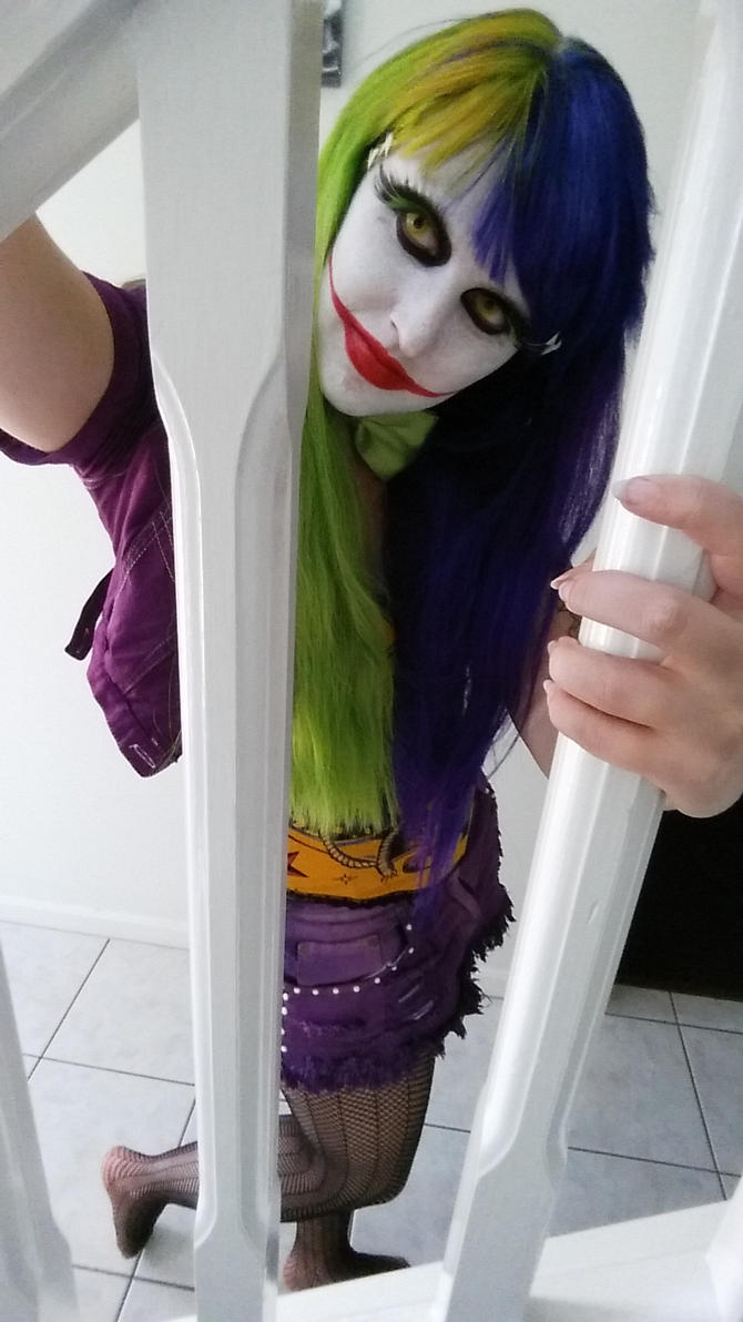Lady Joker 4 by midnight-storm666