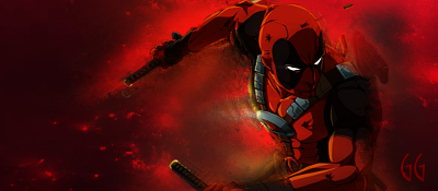 Deadpool Signature by GravelordGrievy