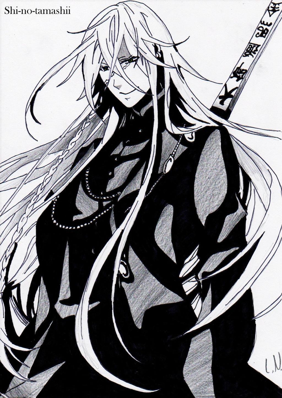 Kuroshitsuji Shinigami Undertaker