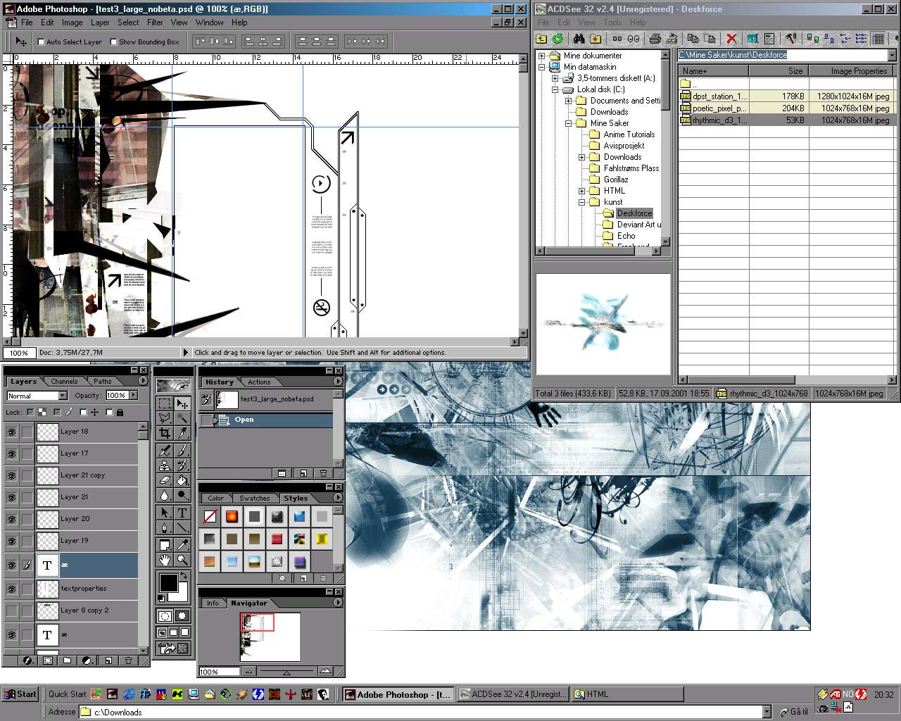 necron desktop - 25 09 01 by necron