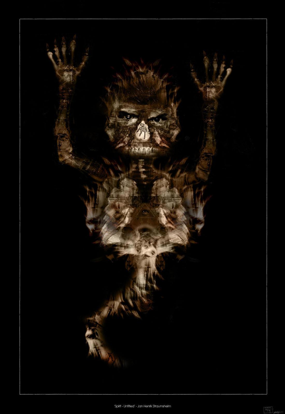 Spirit - Untitled by necron