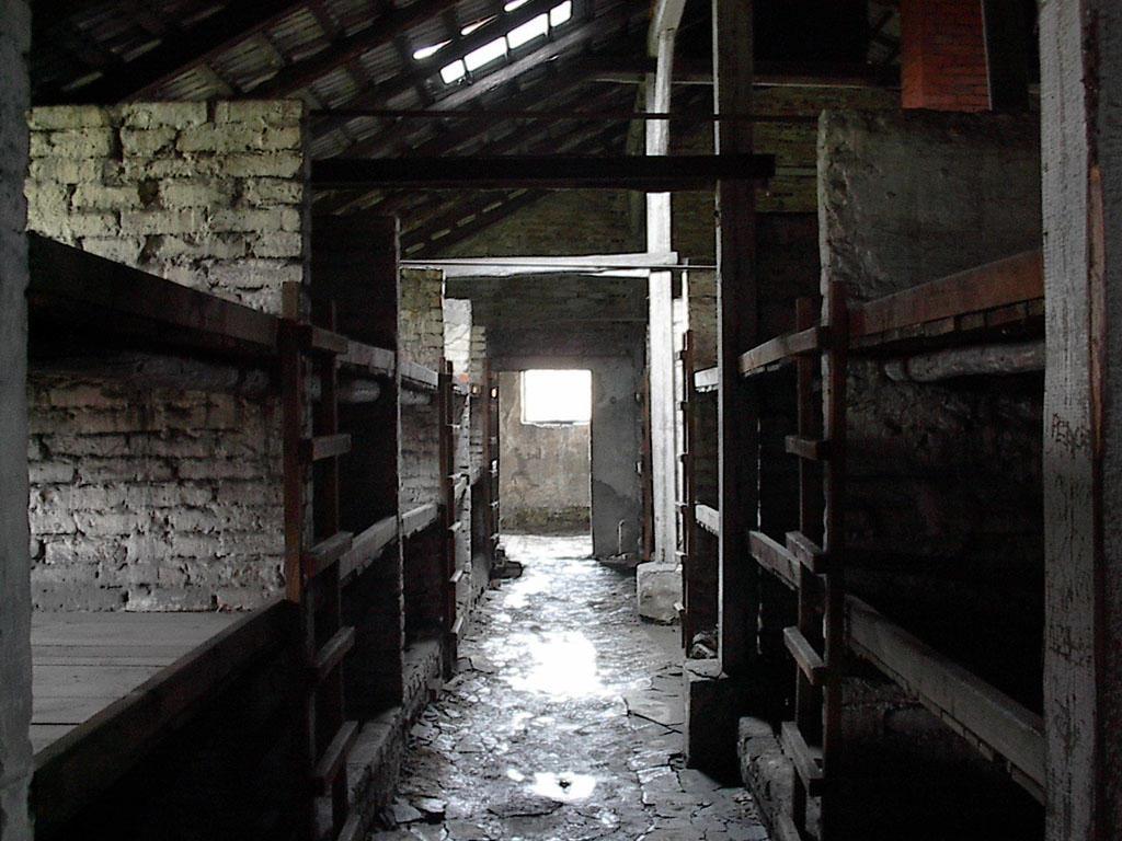 The Barracks by necron