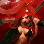 Red Head Avatar by BiffTech