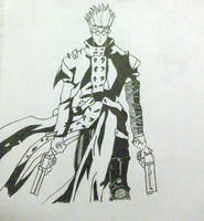 Vash by Andrew-Sketches