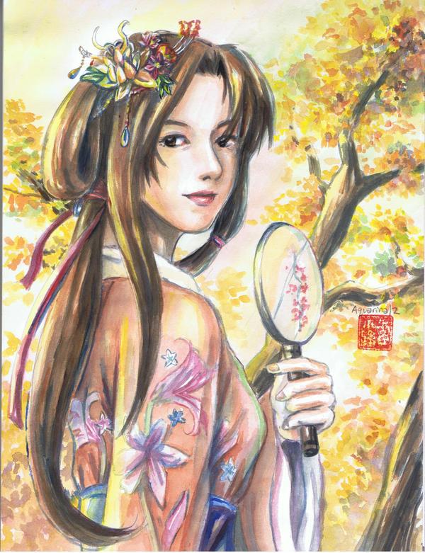APH- Ancient China ? by Aquarina12