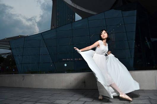 dancing beyond the skies