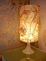 Handmade Paper Lamp by VinA222