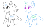 F2U~ Chibi MLP Base