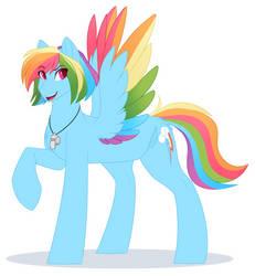 {NextGen}~ HC ~ Coach Rainbow Dash by PurpleGrim40