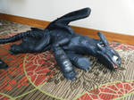 Toothless Resting