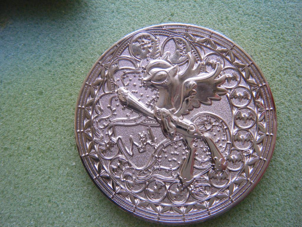 Pony Coin - Luna Side by InsaneSpyro