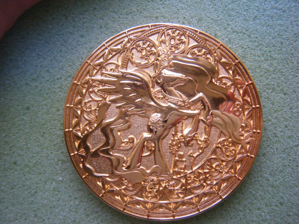 Pony Coin - Celestia Side by InsaneSpyro