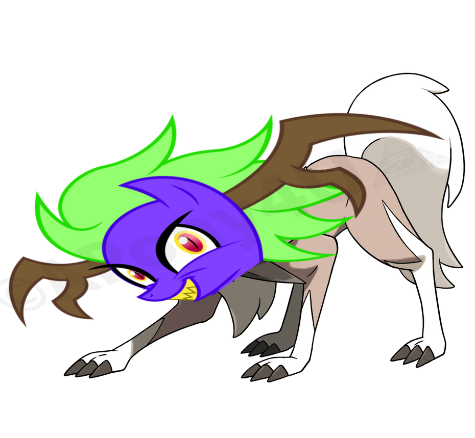 how to get lycanroc midnight form