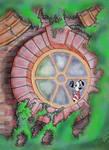 Pongo Color book challenge Disney by SimPlyPlaIn42