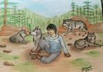Denahi the Wisdom of the Wolf