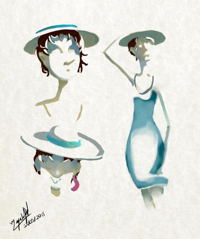 Natalia L Sombreado ~MangaStudio5 by MaYela98