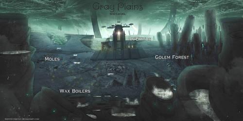 Map 5: Gray Plains