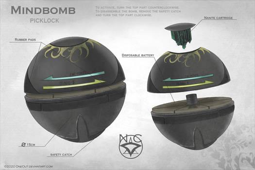 Concept art: Mindbomb