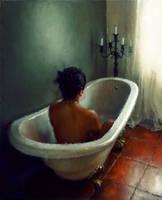 The Bath by NicolasMartin