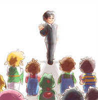 Goodbye Mr. Iwata by studiovairi