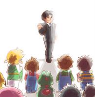 Goodbye Mr. Iwata by studiovairi