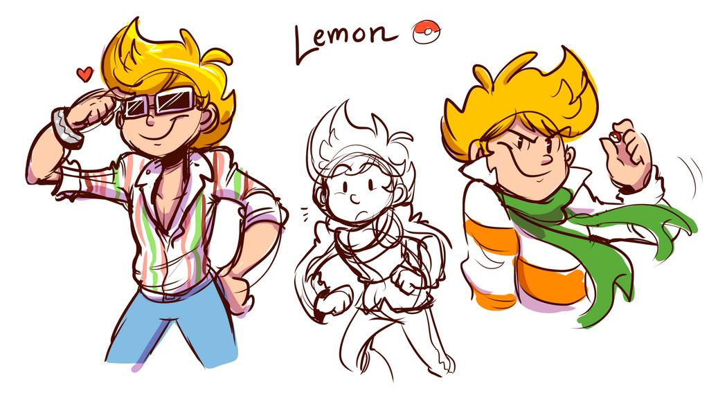Lemon-head by verna-c