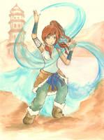 Legend of Korra by sweetsourcherry