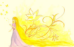 Golden Magic by sweetsourcherry