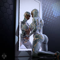 Selina - Self-Aware/Pose 1 by effin-smartass