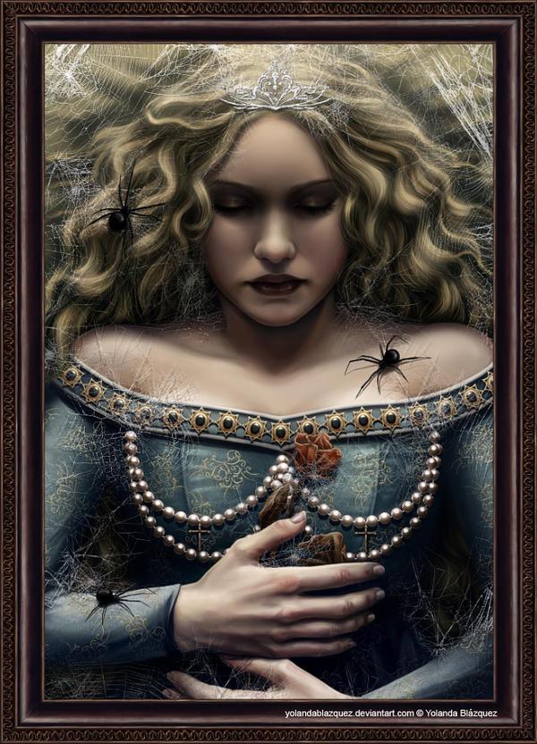 Sleeping Beauty by YolandaBlazquez