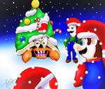 Mario Christmas! (Part 2)