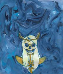 Skull-RA by iiyalovestobite