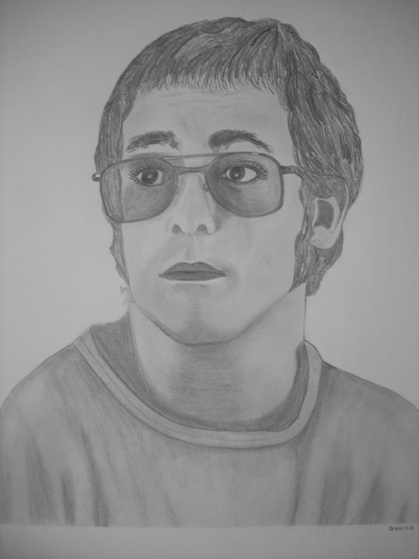 Elton John by donna-j
