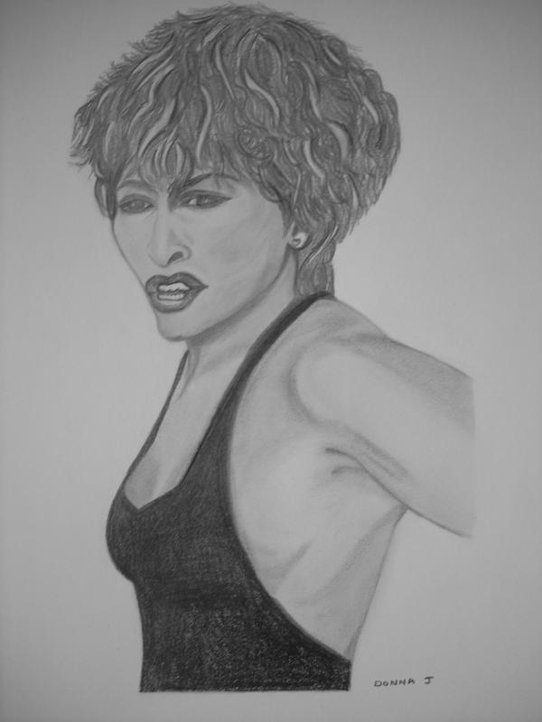Tina Turner by donna-j
