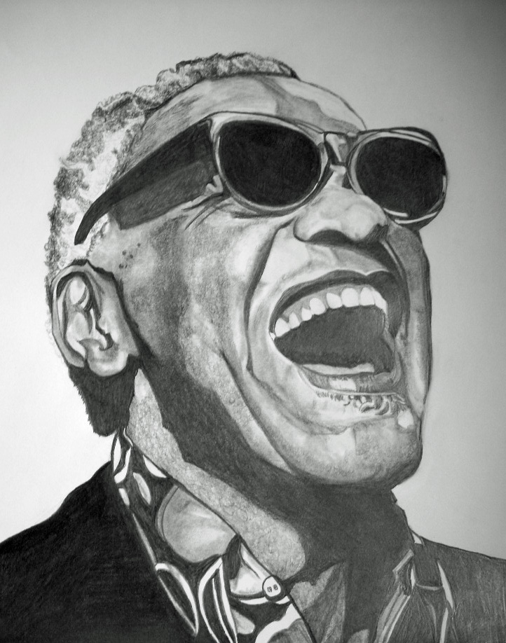 Ray Charles by donna-j