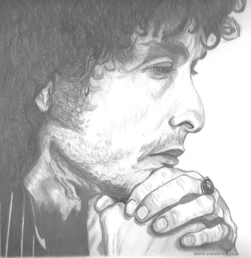 Bob Dylan2 by donna-j
