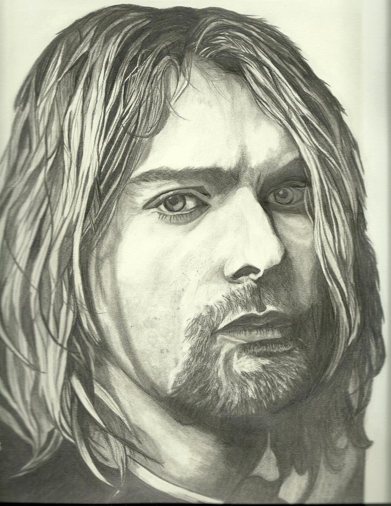 Kurt Cobain by donna-j