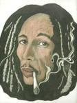 Bob Marley In Color