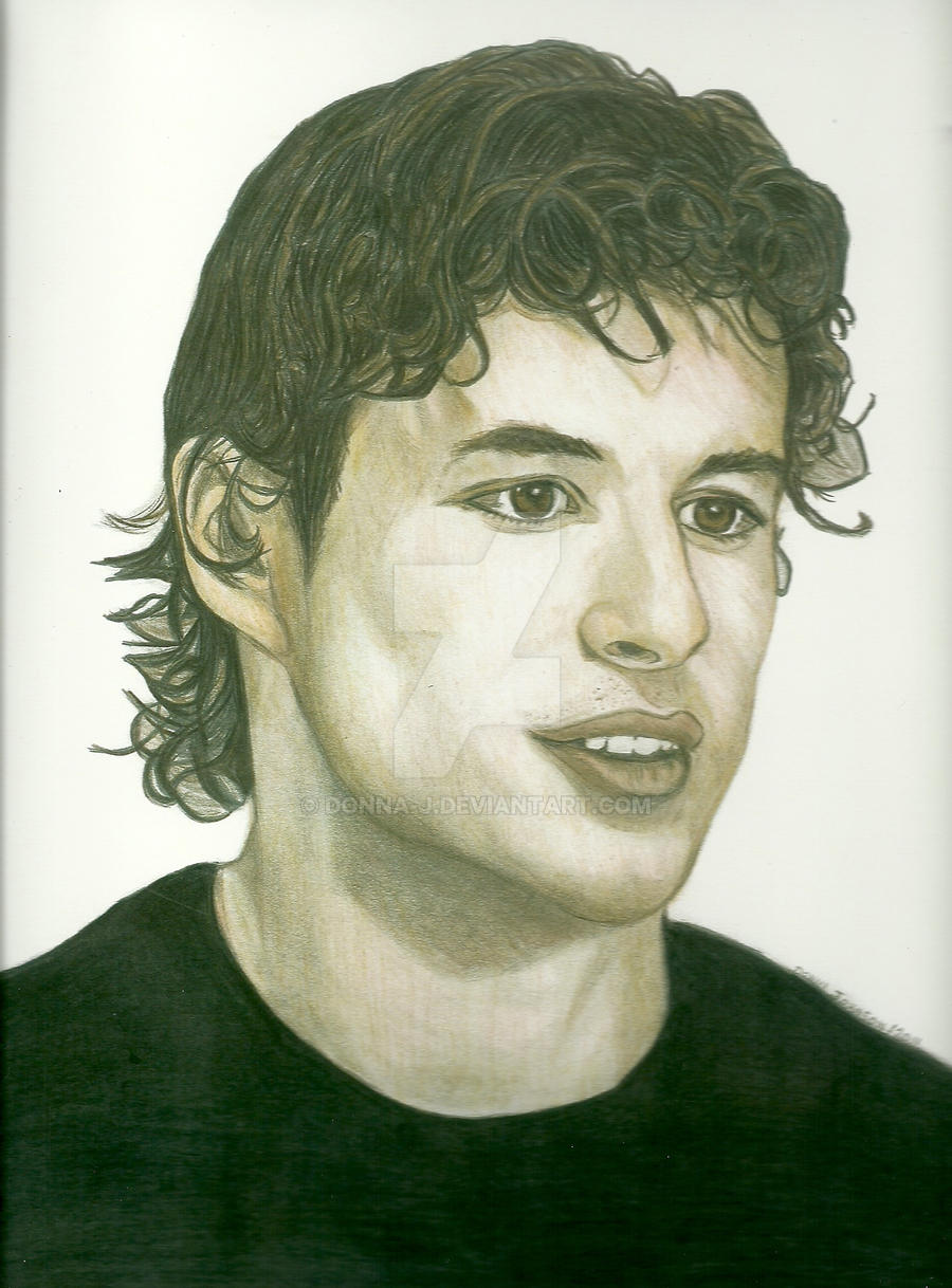Sidney crosby in color by donna j on deviantart for Sidney crosby coloring pages