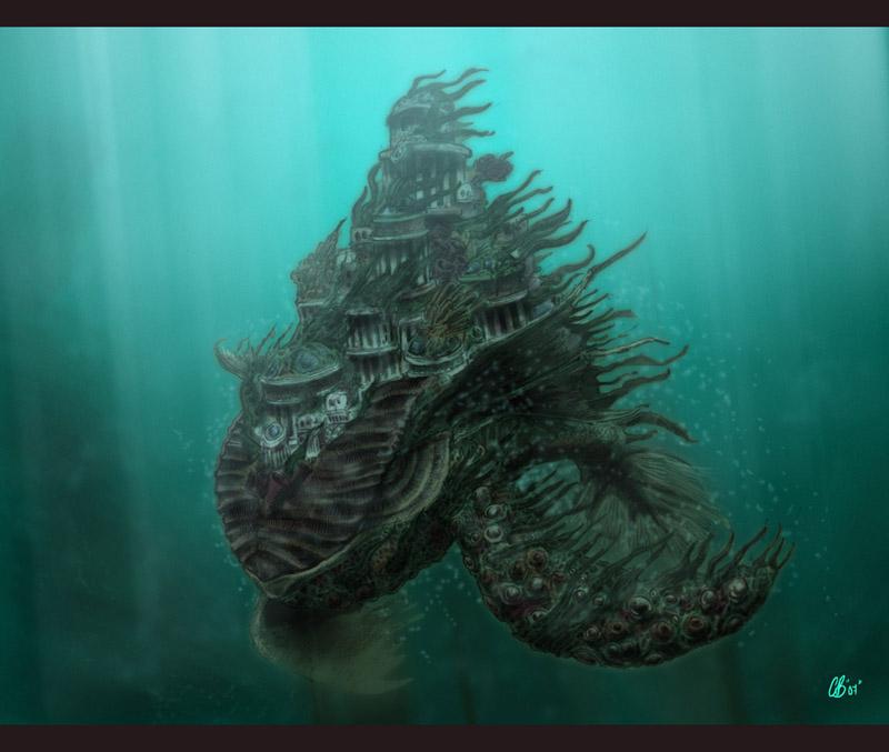 Atlantis by brujaslight