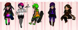 .+Adoptables+. (CLOSED)