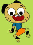 Me in Gumball style.