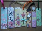Week of... bookmarks