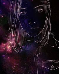 Galaxy selfie