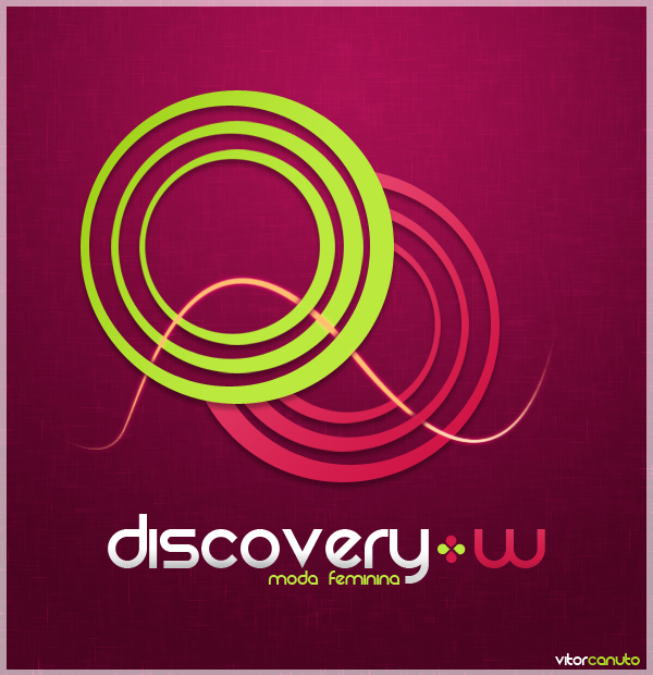 Discovery  w - Logotipo by vitordesigner