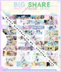 STOP {BIG:share} Happy my birthday : 1 year w/ W1 by Jynosawffuenp